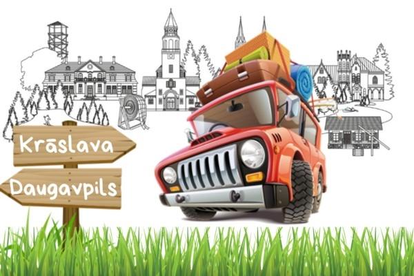 Iepazīsti Latgali tūrisma rall