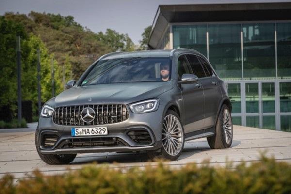 Latvijā ienāk jaunais «Mercedes-Benz GLC» apvidus