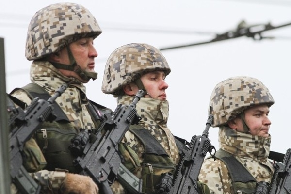 Latvijas galvaspilsētā notiks militārās mācības «R