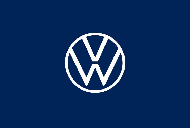 «Volkswagen» prezentē jauno logo un zīmola dizainu