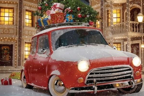 Izbaudi Ziemassvētku noskaņu ar kolēģiem viesnīcā