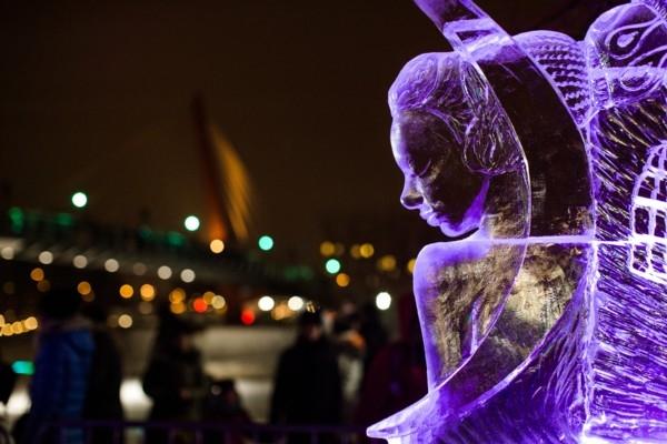 Starptautisko Ledus skulptūru