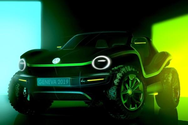 «Volkswagen» atdzīvina leģendu