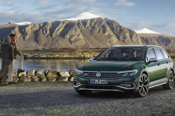 «Volkswagen» iepazīstina ar at