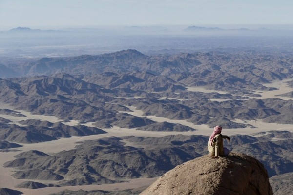Ēģiptē atklāts jauns kalnu pār