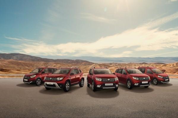 «Dacia» prezentē speciālo sēri