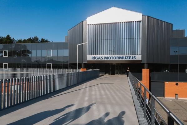 Rīgas Motormuzejam aprit 30 ga