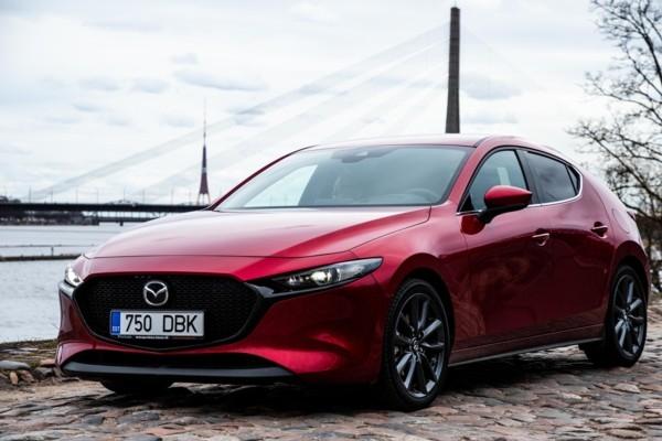 Jaunā «Mazda3» iegūst augstāko