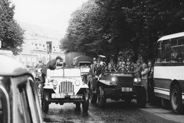 «Rīgas Motormuzejs» atzīmē 30