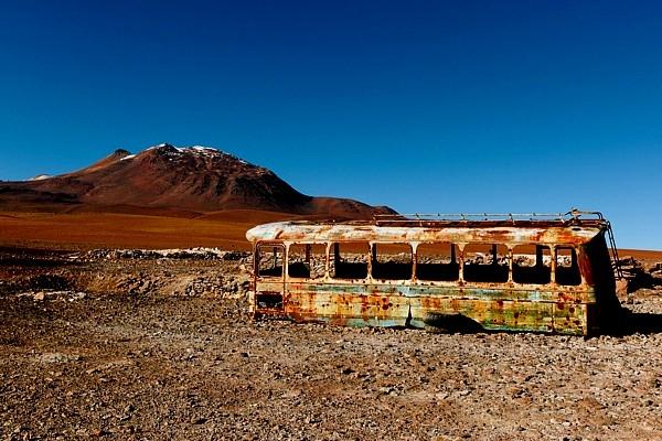 Kā atpazīt, ka tūristu autobus