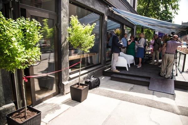 Rīgā atklāj unikālu kafejnīcu