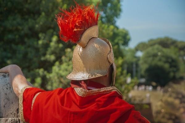 Roma sagaida ceļotājus ar jaun