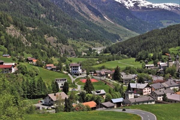 1. augusts vēsturē: Šveicē svi