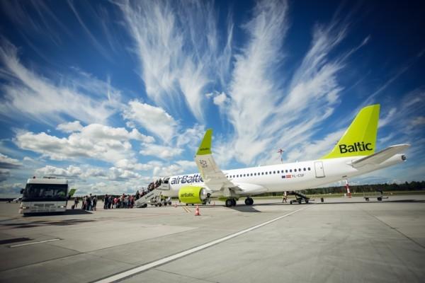 airBaltic paziņo ziemas sezona