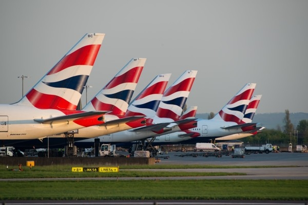 Lidsabiedrība «British Airways