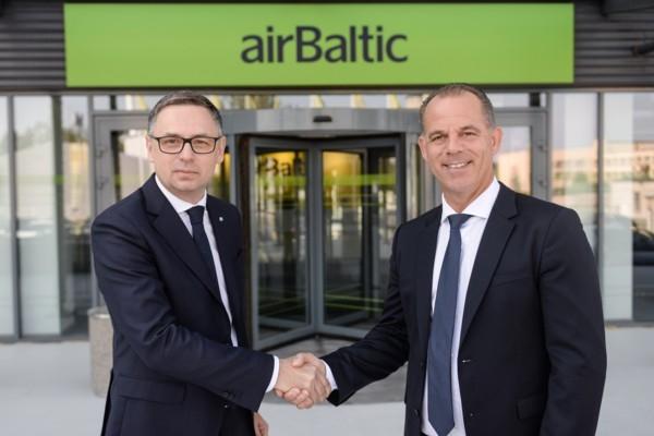 «Tez Tour Latvija» un «airBaltic» sāks čarterlidoj
