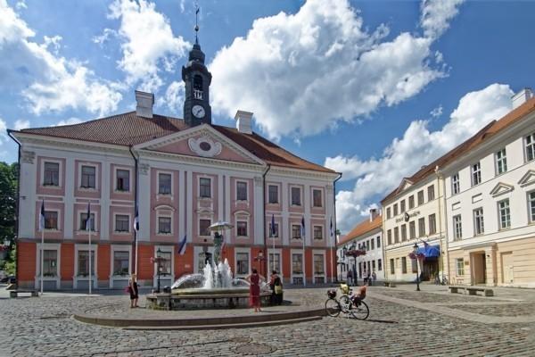 Tartu izvēlēta par 2024. gada Eiropas Kultūras gal
