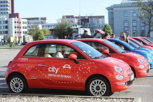 Latvijā ienāk koplietošanas uzņēmums «CityBee»