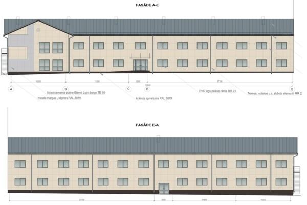 Krāslavā būvēs jaunu dienesta viesnīcu