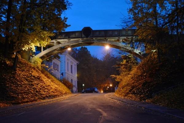 Tartu Velna tilts ir viens no pilsētas simboliem