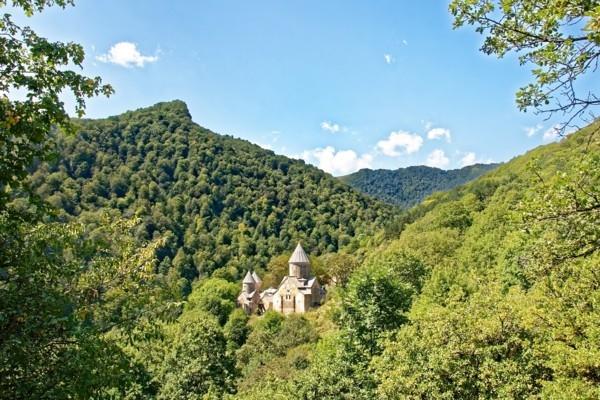 Iedvesmojies ceļojumam uz Armē
