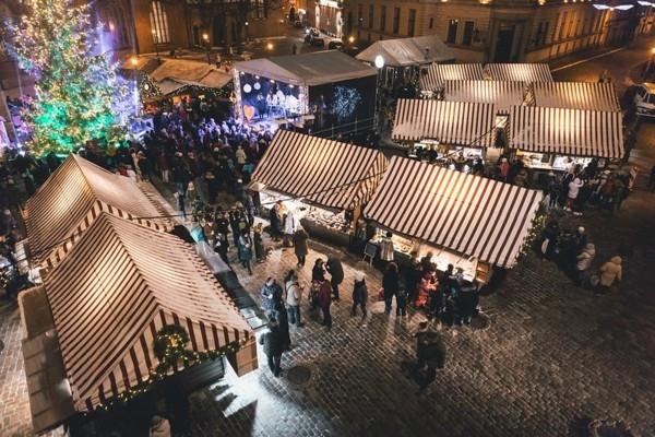 Rīgas Ziemassvētku tirdziņus atzīst par ekonomiski