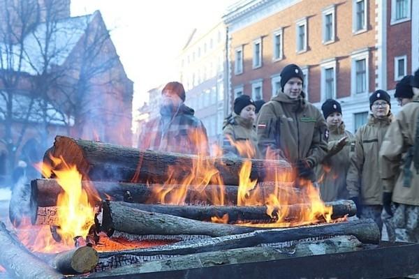 Rīgā norisināsies 1991. gada barikāžu atcerei velt