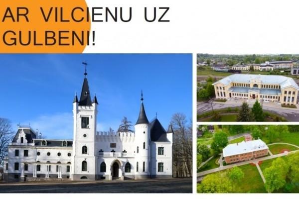Uz Gulbenes pilsētas svētkiem no Rīgas dosies īpaš