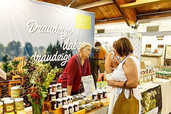 Izbaudi jaunas garšas izstādē «Riga Food 2020»!