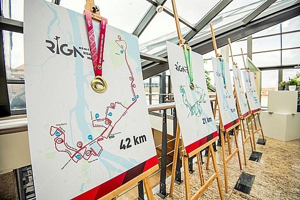 Rimi Rīgas maratons jau pēc mēneša startēs no Brīv