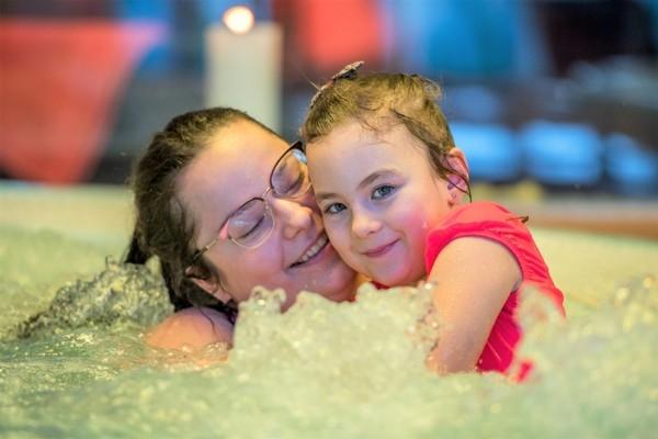 Ūdens prieki un SPA kopā ar mazuli Ūdens piedzīvoj