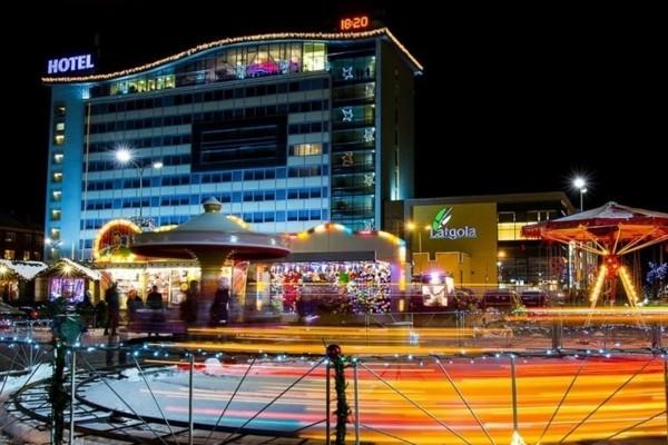 Viesnīcā «Park hotel Latgola»
