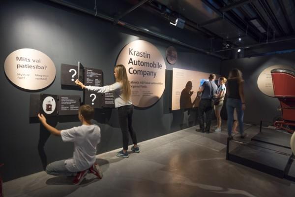Rīgas Motormuzejā norisināsies ģimeņu diena