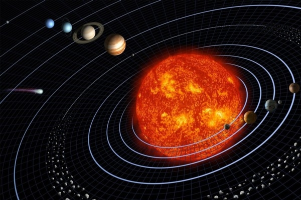 10. marts vēsturē: Astronomi a
