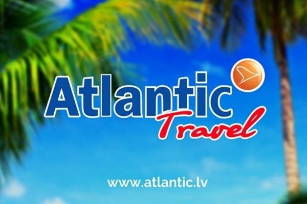AKTUALIZĒTA INFORMĀCIJA «Atlantic Travel» organizē