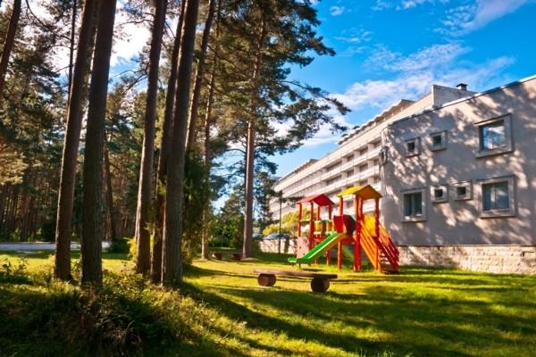 Sanatorija «Jantarnij bereg» u