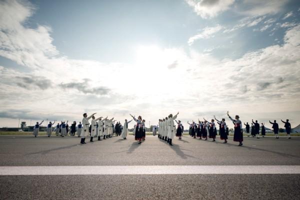 Gatves deja uz lidostas «Rīga» skrejceļa iegūst st
