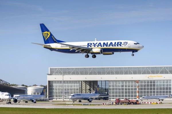 Itālija draud lidsabiedrībai «Ryanair» ar lidojumu