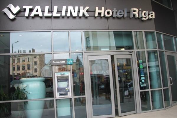 Četru zvaigžņu Rīgas viesnīca «Tallink Hotel Riga»