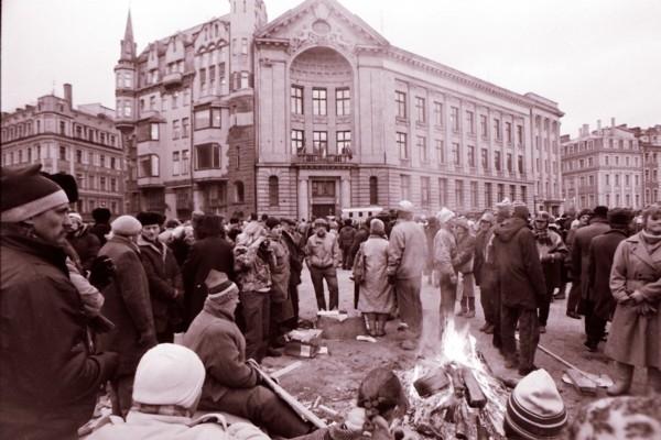 13. janvāris vēsturē: Latvijā