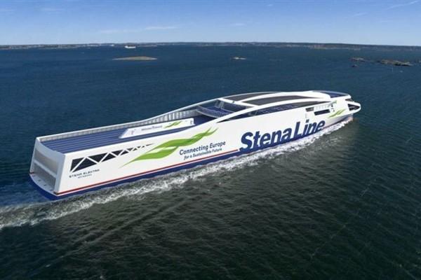 «Stena Line» paātrina pāreju uz kuģošanu bez fosil