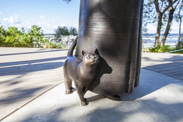 Trīs idejas brīvdienām Jūrmalā: kaķu meklēšanas ek