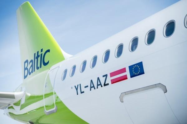 «airBaltic» aprīlī pārvadājusi 49 000 pasažieru