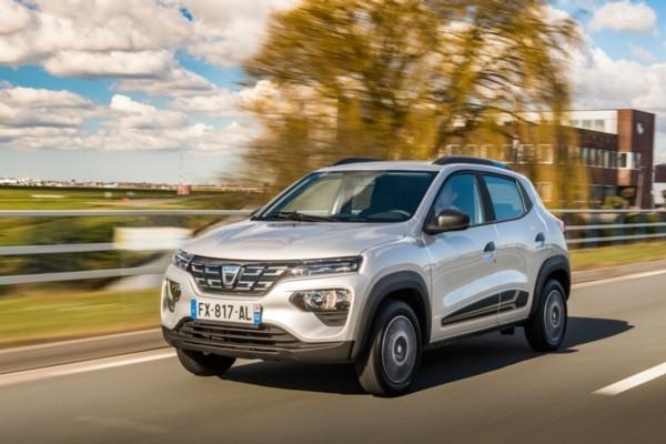 Stāsts: «Dacia Spring» padarīs elektroauto vēl pi