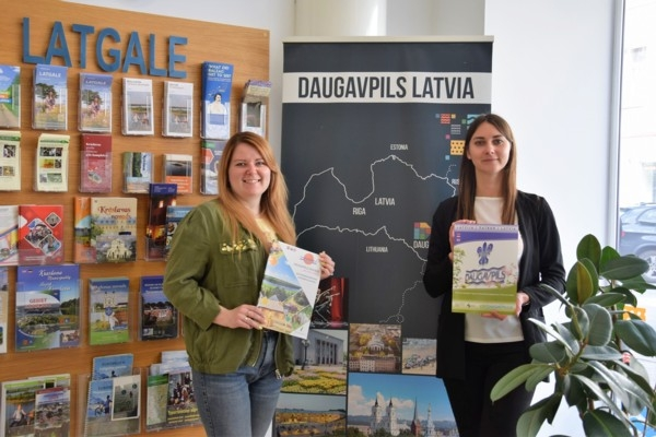 Aicina apmeklēt Daugavpils TIC