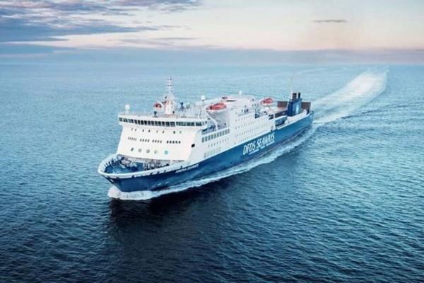 DFDS informē par īslaicīgām izmaiņām maršrutā Pald