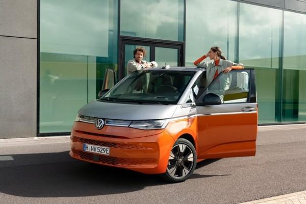 «Volkswagen» uzsāk jaunā «Multivan» iepriekšpārdoš