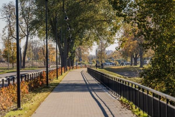 Izjūti rudens burvību skaistajā Daugavpilī