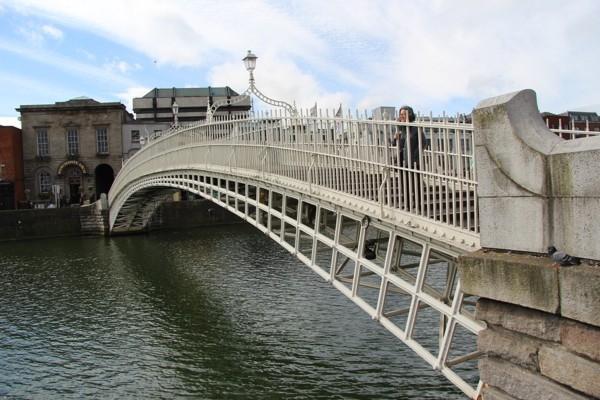 Īrija no visiem ceļotājiem pie