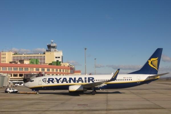 «Ryanair» pagarina bezmaksas lidojumu maiņu